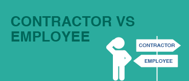 Contractor vs Employee: what's the difference?