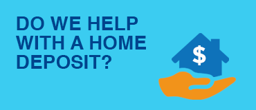 Do we help with a home deposit?
