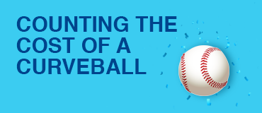 Counting the Cost of a Curveball