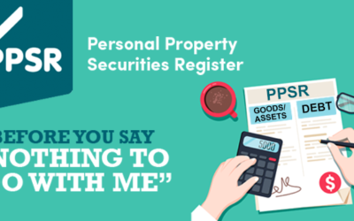 The Personal Property Security Register and Expiring Registrations