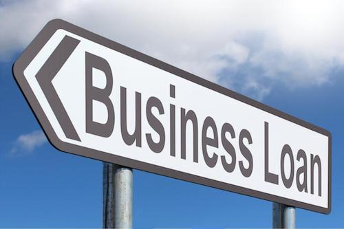 Business Loan Sign