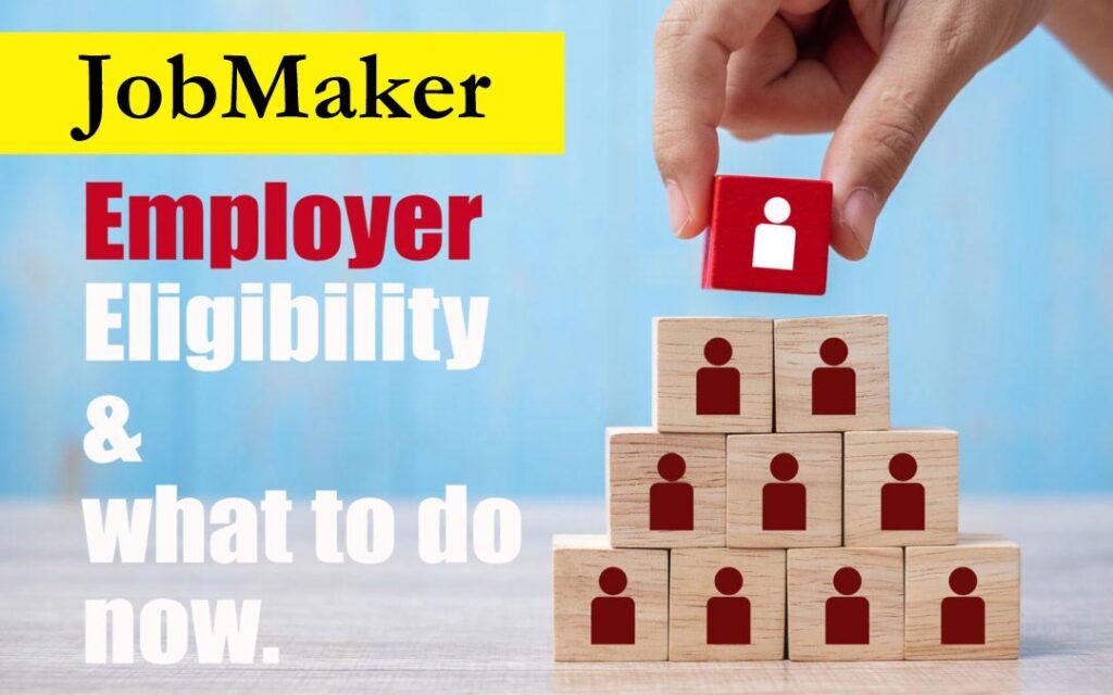 Jobmaker employer eligibility