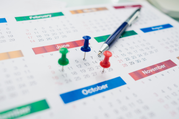 Small Business key dates for end of financial year